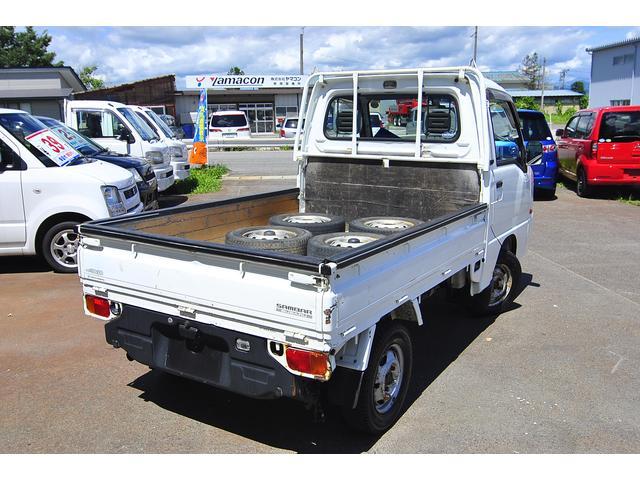 スバル サンバートラック 4WD切替式 Tベル済み エアコン 5速