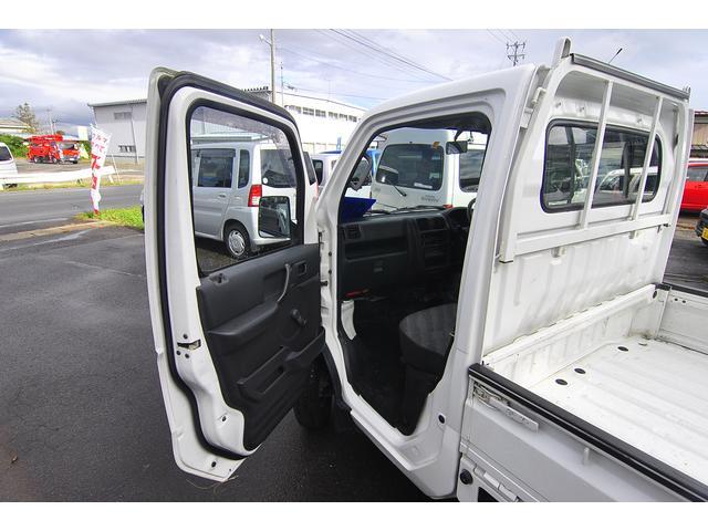 スズキ キャリイトラック 5速 4WD 2年間走行無制限保証