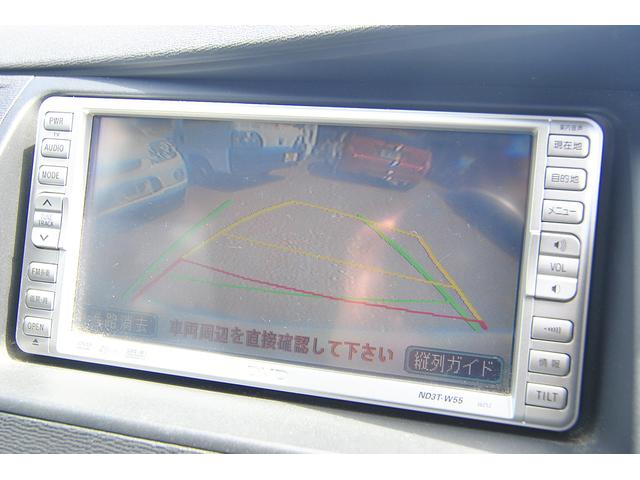 トヨタ アイシス プラタナ 4WD Bカメラ 2年間走行無制限保証