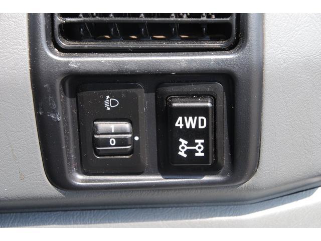 ハイルーフDX 4WD 5速 Tベル済み3年間走行無制限保証(16枚目)