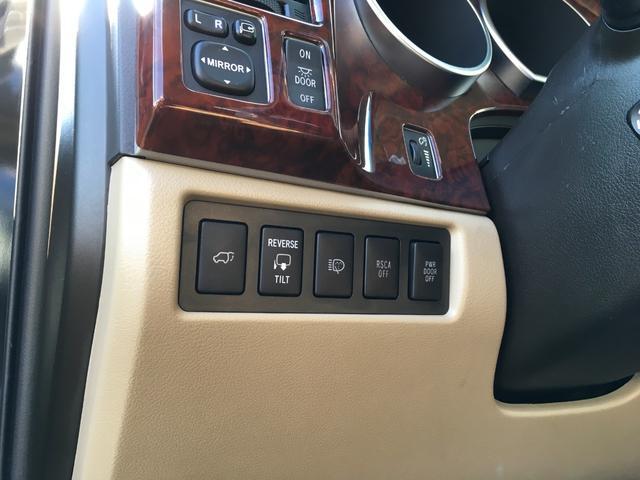 プラチナム V8 4WD サンルーフ 革 26インチAW(5枚目)