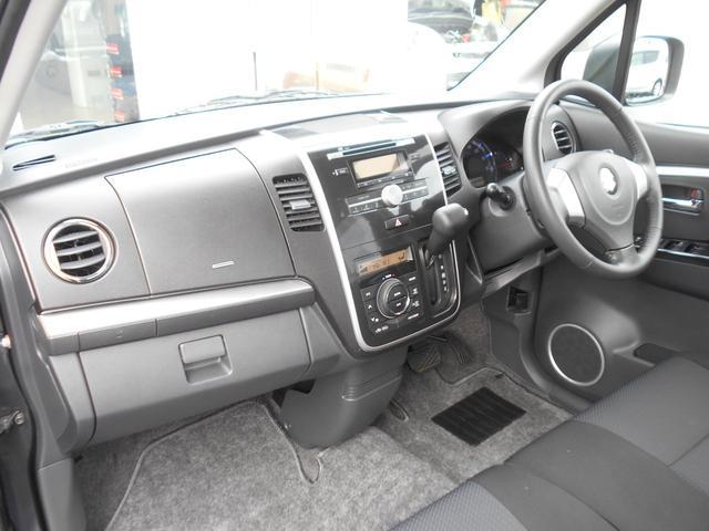スズキ ワゴンRスティングレー X 4WD ABS スマートキー CD エンジンスターター