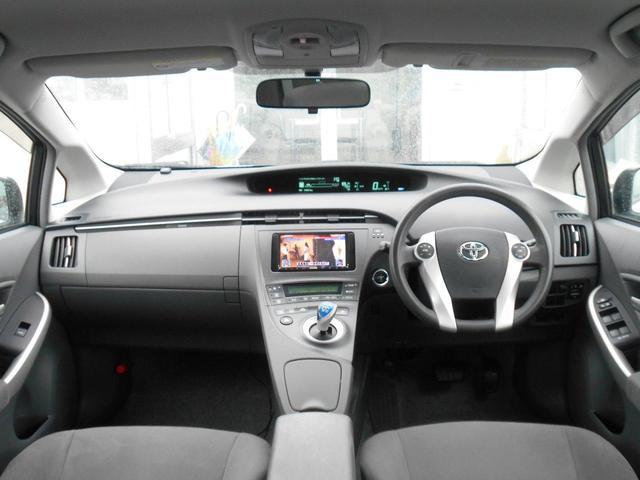 トヨタ プリウス L ABS スマートキー ナビ TV