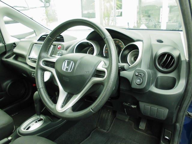 ホンダ フィット RS パドルシフト ナビ ABS キーレス
