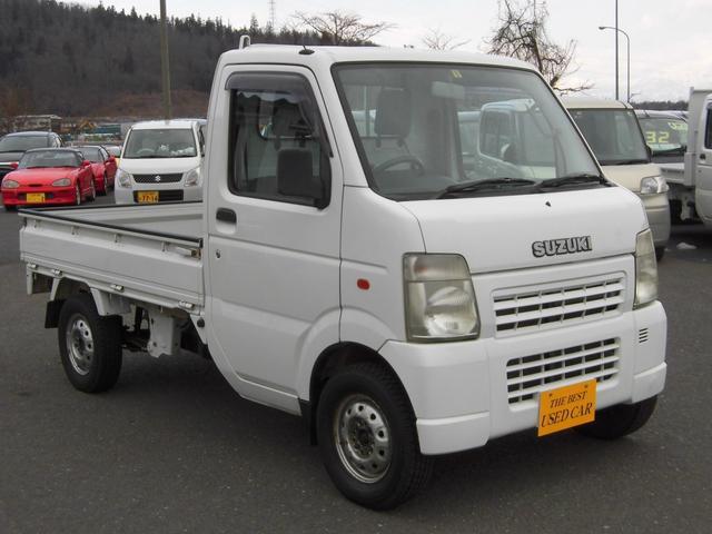 KCエアコン・パワステ 切替式4WD タイミングチェーン(3枚目)
