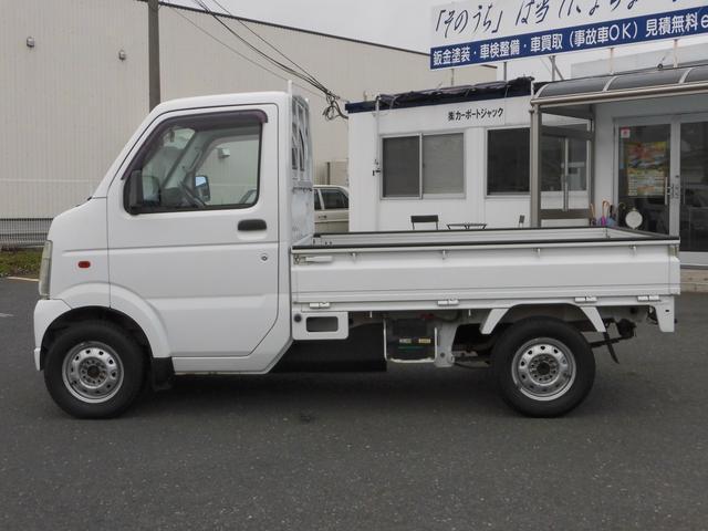 KCエアコン・パワステ 切替式4WD タイミングチェーン(4枚目)
