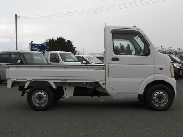 KCエアコン・パワステ 切替式4WD タイミングチェーン(5枚目)