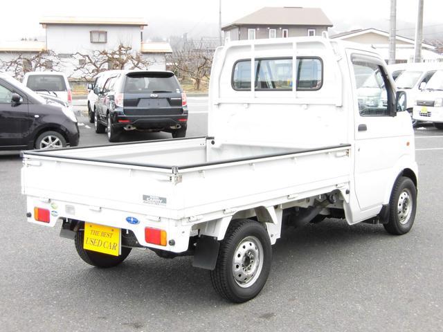 KCエアコン・パワステ 切替式4WD タイミングチェーン(7枚目)