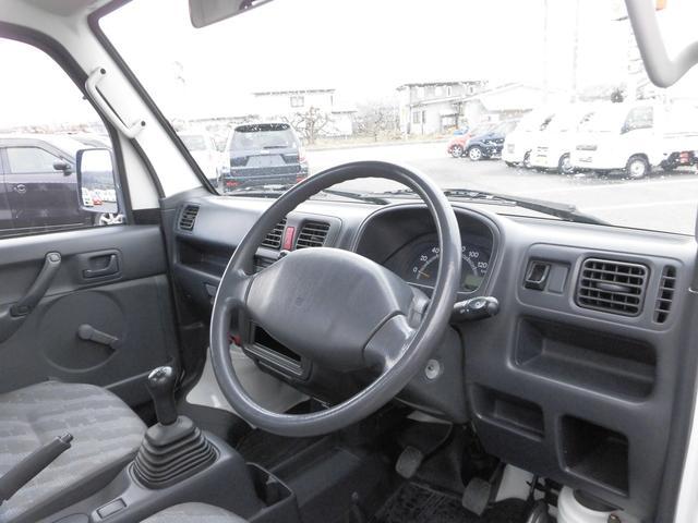 KCエアコン・パワステ 切替式4WD タイミングチェーン(9枚目)