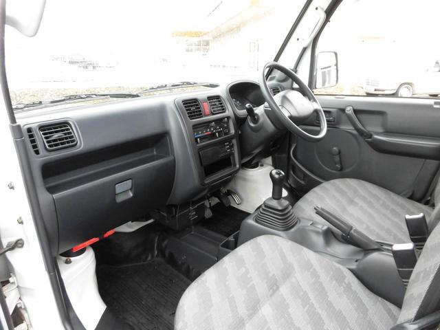 KCエアコン・パワステ 切替式4WD タイミングチェーン(12枚目)