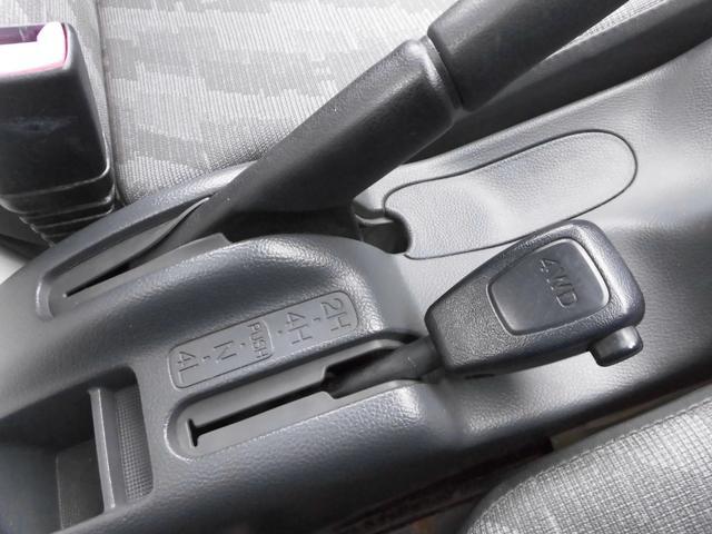 KCエアコン・パワステ 切替式4WD タイミングチェーン(17枚目)