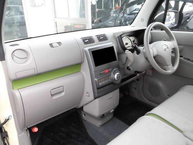 X 4WD ABS スマートキー エコアイドル 新品タイヤ(12枚目)