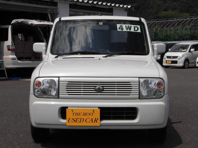 X 4WD ABS キーレス CD タイミングチェーン(2枚目)