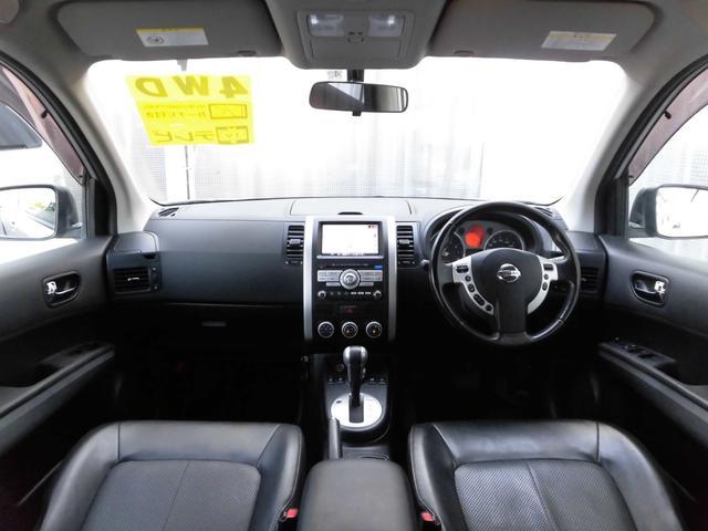 20Xtt 切替式4WD ナビフルセグBカメラ 新品タイヤ(9枚目)