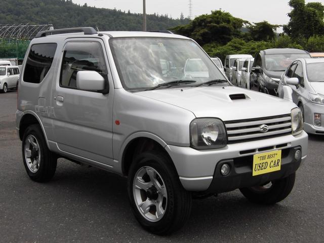 XC ターボ 4WD ABS ナビTV DVD リフトアップ(3枚目)