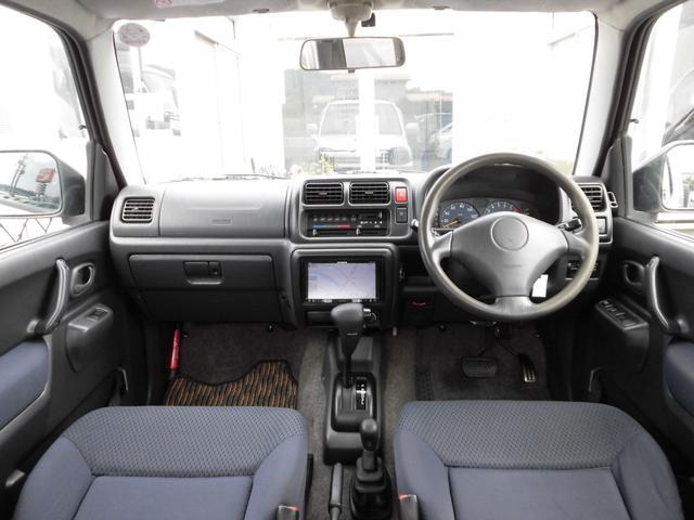 XC ターボ 4WD ABS ナビTV DVD リフトアップ(9枚目)