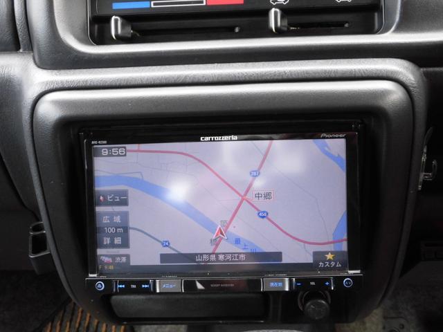 XC ターボ 4WD ABS ナビTV DVD リフトアップ(20枚目)