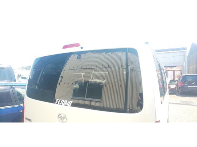 GL 4WD 新規ローダウン 新品COBRA17インチ 新品COBRAバッドフェイス ナビ フリップダウン ETC 新品ダズフェロウズ 新品COBRAオーバーフェンダー TCMダンパー デフ上げKIT装着(9枚目)