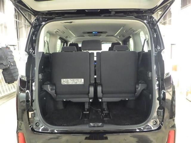 2.5Z Aエディション フルセグ DVD再生 後席モニター バックカメラ 衝突被害軽減システム ETC 両側電動スライド LEDヘッドランプ 乗車定員7人 3列シート ワンオーナー(17枚目)
