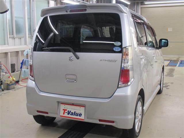 「スズキ」「ワゴンRスティングレー」「コンパクトカー」「福島県」の中古車3