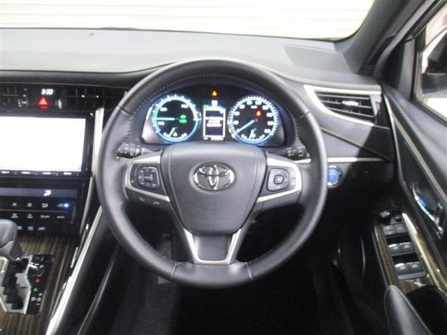 「トヨタ」「ハリアーハイブリッド」「SUV・クロカン」「福島県」の中古車5