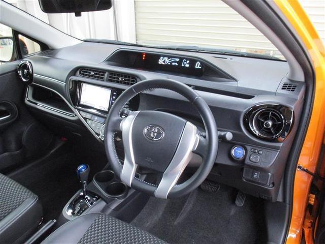 トヨタ アクア X-アーバン メモリーナビ フルセグ スマートキー LED