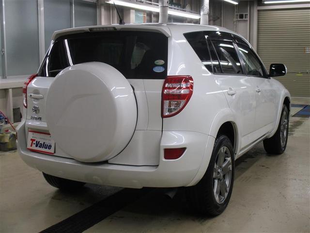 トヨタ RAV4 スポーツ メモリーナビ HID 4WD ワンオーナー