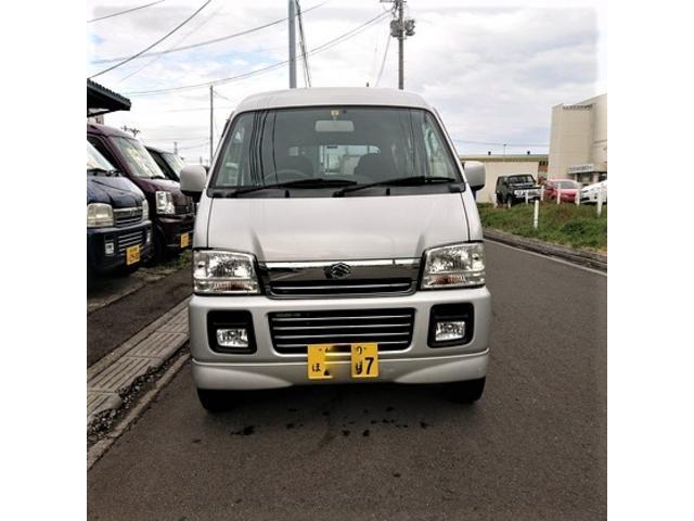 ジョイポップターボPZ 4WD 関東仕入錆無(4枚目)