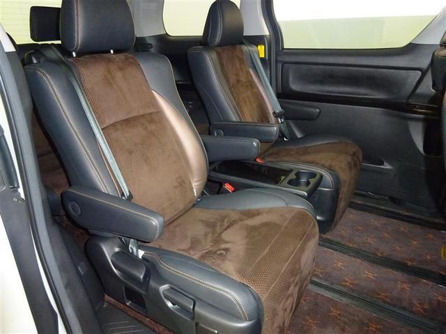 240S タイプゴールド 4WD フルセグ HDDナビ DVD再生 後席モニター バックカメラ ETC 電動スライドドア HIDヘッドライト 乗車定員7人 3列シート(8枚目)