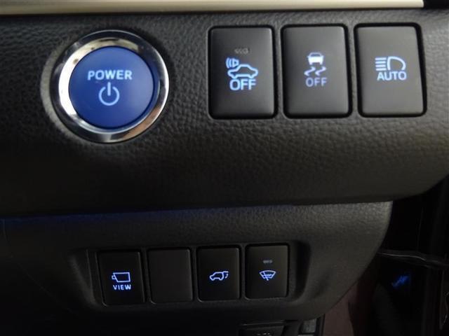 プッシュスタートシステム、TRC、オートハイビーム、電動パワーバックドア、熱線入りフロントガラス、いたれりつくせりの装備が装備されています。