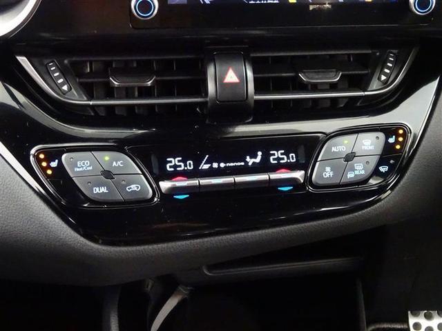 ナノイー装備の左右独立エアコンで快適車内でドライブをどうぞ!
