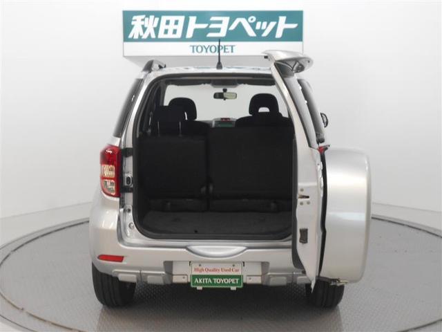 トヨタ ラッシュ G 4WD CD スマートキー 寒冷地仕様 純正アルミ
