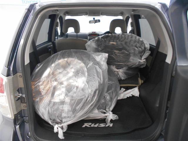 トヨタ ラッシュ G 4WD CDチューナー スマートキー エアバック