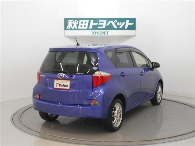 トヨタ ラクティス X 4WD キーレス CD アルミ 寒冷地仕様 エアコン