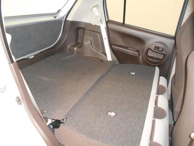 トヨタ パッソ X 4WD メモリーナビ ワンセグ ETC