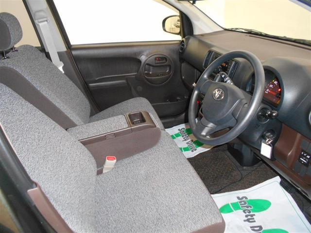 トヨタ パッソ X クツロギ 4WD CD
