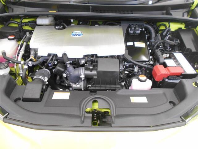 トヨタ プリウス Aツーリングセレクション 4WD バックモニター