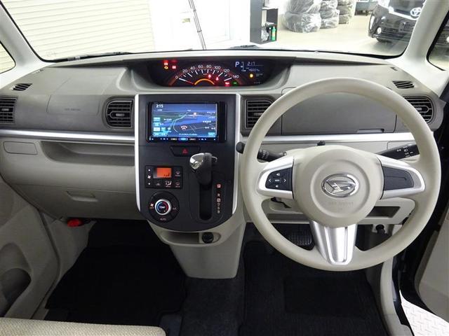 X SA 4WD 片側電動スライドドア メモリーナビ(6枚目)