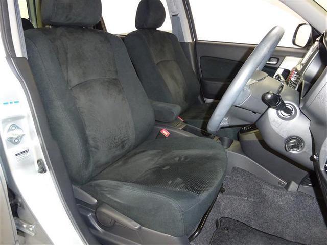 運転席は眺めのいいので運転がとてもラクです!