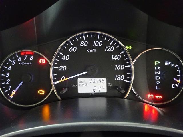 とても見やすいスピードメーターパネル!外気温表示もありますので道路の凍結状況も参考にできます♪