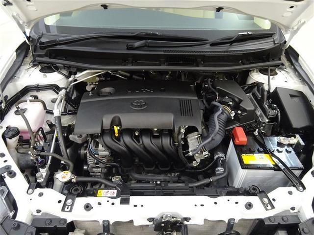すべての運転領域でゆとりに満ちた走りを実現するとともに、低燃費、低排出ガスなど、優れた環境性能を発揮する1.8リッターエンジン!エンジンルームまでピカピカに仕上げているのが秋田トヨペットの中古車です!