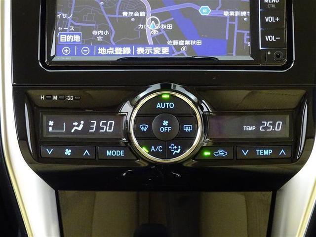 見やすさ扱いやすさを追求したエアコン操作パネルには外気温も表示!道路の凍結状態を知るのにも活躍します!