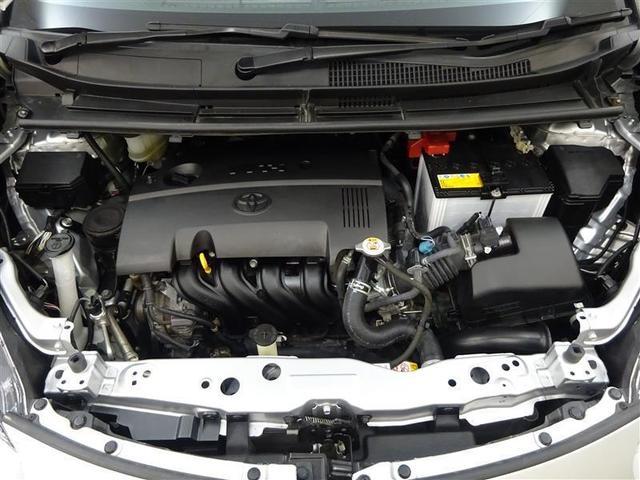 すべての運転領域でパワフルかつゆとりに満ちた走りを実現するとともに、優れた環境性能を発揮する1.5リッターエンジン ! エンジンルームまでピカピカに仕上げているのが秋田トヨペットの中古車です!