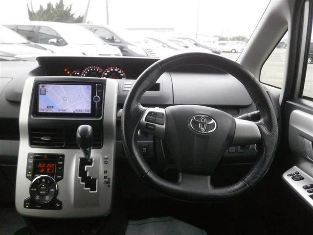 トヨタ ヴォクシー ZS 4WD 片側パワースライドドア メモリーナビ フルセグ