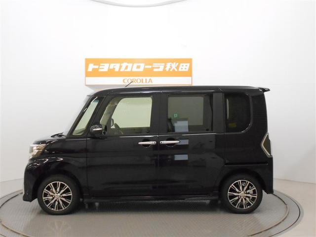 ダイハツ タント カスタムX トップエディションSAII 4WD LED