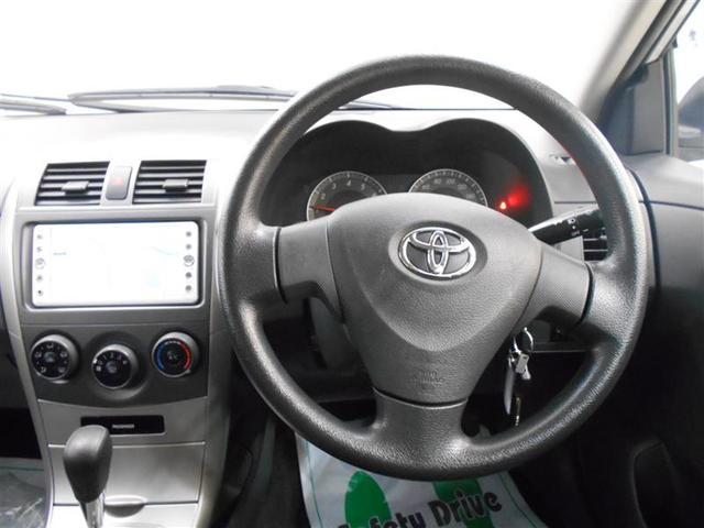 トヨタ カローラフィールダー 1.5X 4WD メモリーナビ ワンセグ CDチューナー