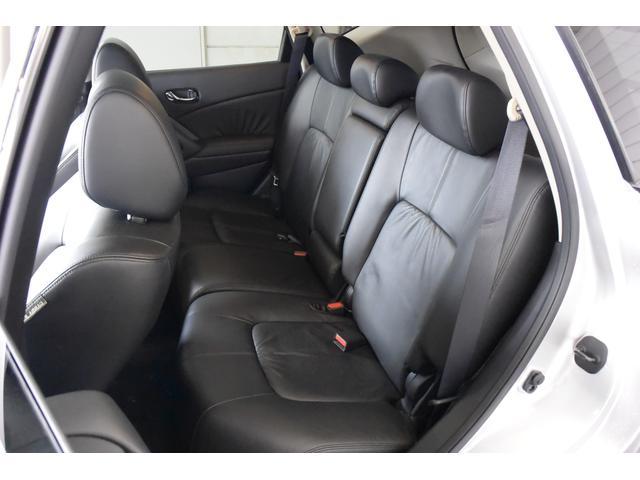 日産 ムラーノ 350XV FOUR 4WD RS-R車高調 社外22AW