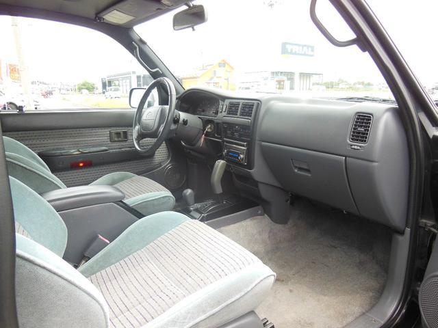 エクストラキャブ リフトアップ 4WD サンルーフ 社外ナビ(41枚目)