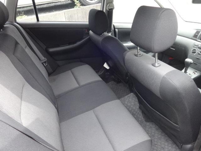 トヨタ カローラフィールダー X リミテッド 4WD