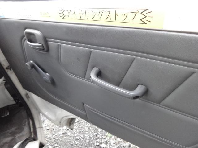 三菱 ミニキャブトラック TD 三方開